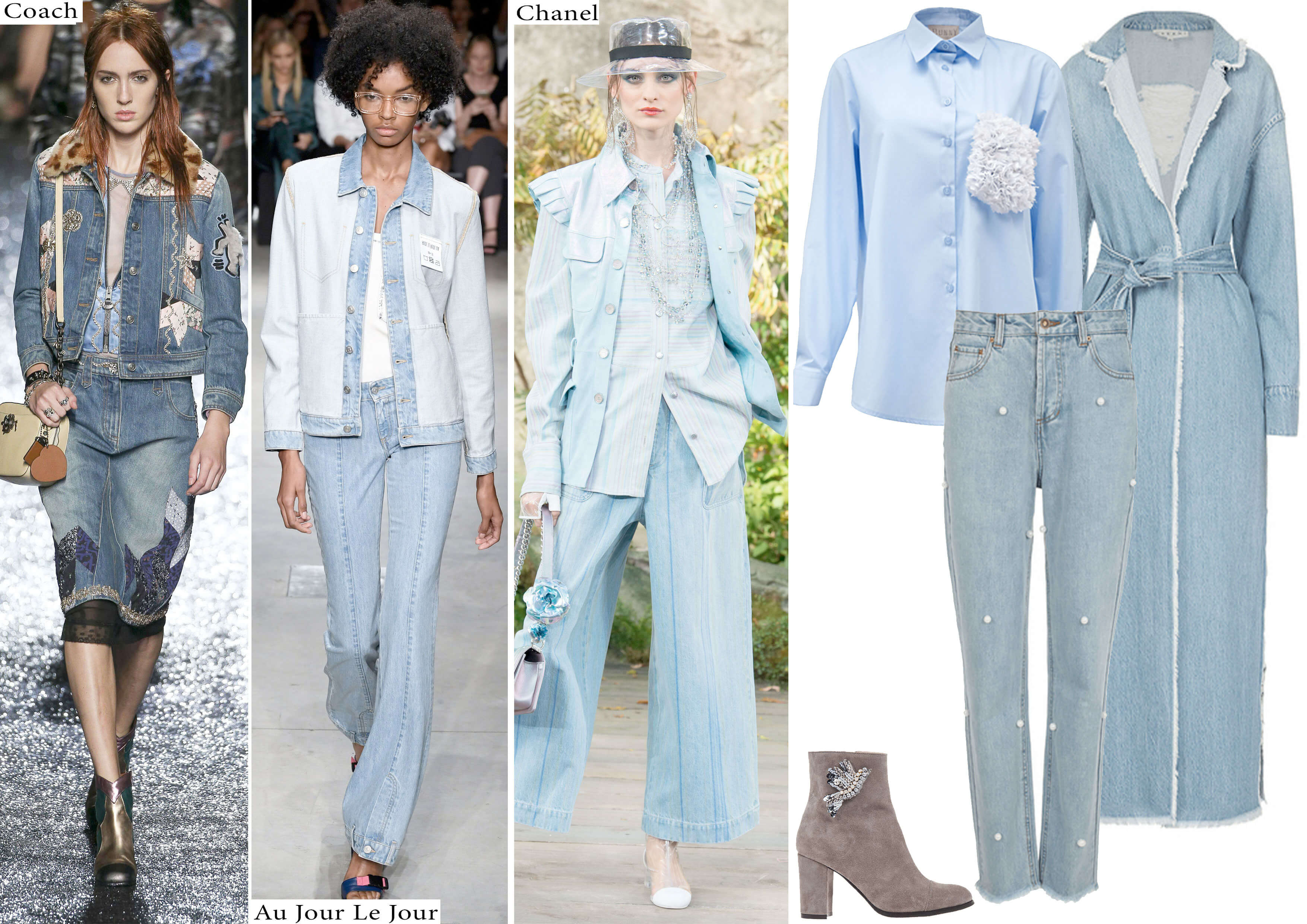 What is fashionable this spring?