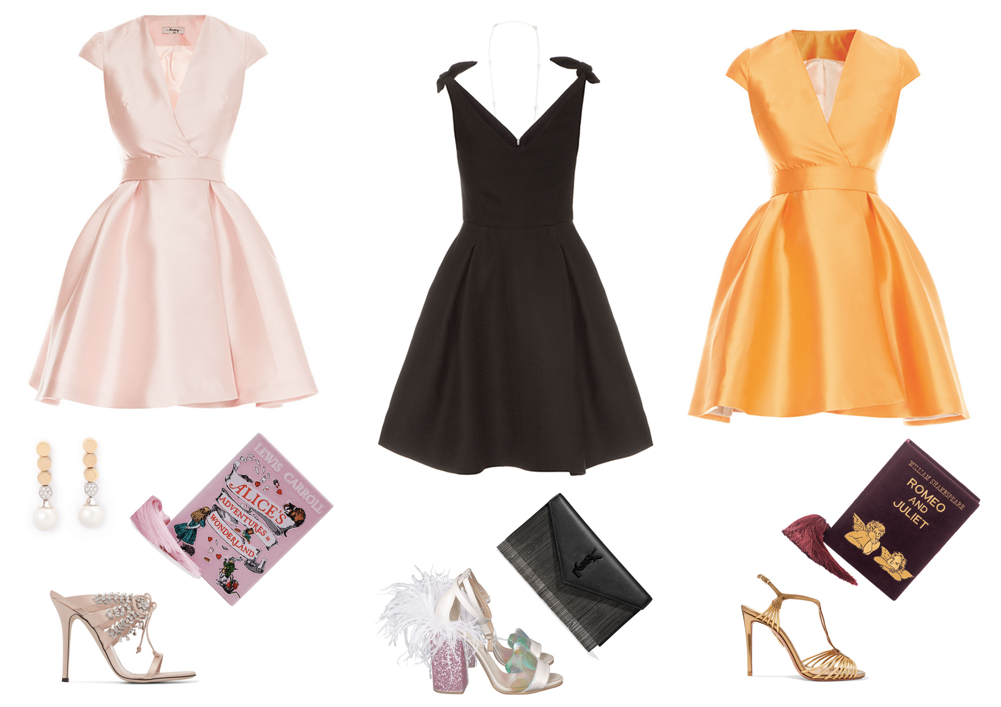 Outfits for prom