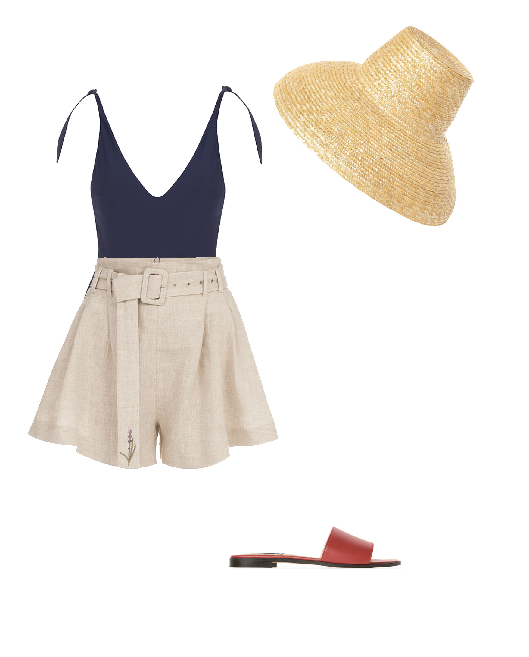 Everyday outfits with shorts